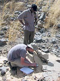 geologická dokumentace