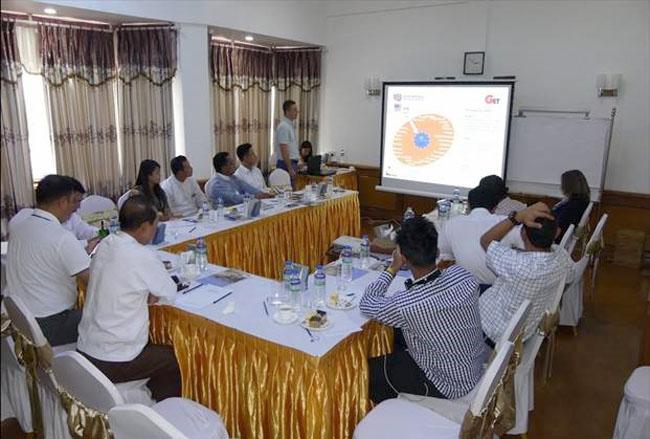 Myanmar B2B