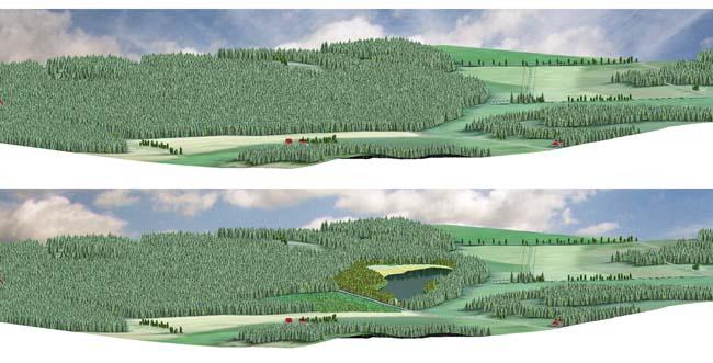 vizualizace digitálních 3D modelů
