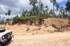 Dokumentace živcových eluvií v Maya Mountains