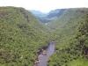 Krajina ve vnitrozemí Guyany