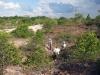 Důlně měřické práce na ložisku kaolinu (Topira)