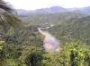 Část lokality Port Antonio v povodí Rio Grande