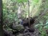 Hledání vhodných výchozů nezvětralých vulkanických hornin