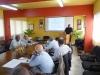 Prezentace výsledků v sídle MGD v Kingstonu