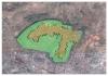 Přehledná mapa ložiska pískovců