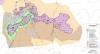 Mapa bloků zásob a průzkumných prací