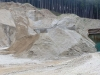 Hrubší vývoj molasových sedimentů: štěrkopísek (paleogén)