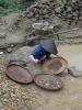 Thon Sac Phat - domorodá těžba drahých kamenů
