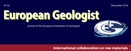 Článek v European Geologist Journal