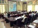 Prezentace ložiskové části projektu Rozvoj sklářského průmyslu ve středním Vietnamu